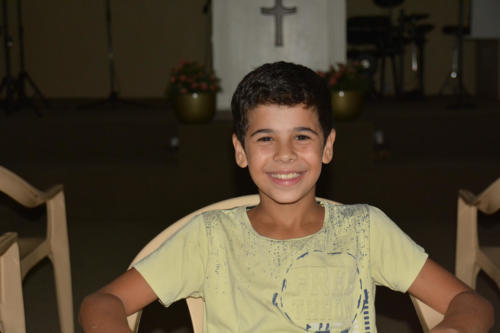 Diyar-10 He's a very outgoing, smart, young boy who loves attention.
