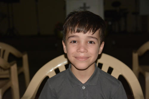 Ayham-8 He is a sweet young boy in 1st grade. He has a newborn brother. and a younger sister.