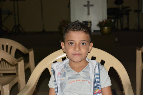 Amro-8 He is a very proud, smart young Syrian boy.