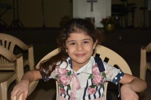 Rania-8 She is a very sweet, smart, young Syrian girl who loves school!