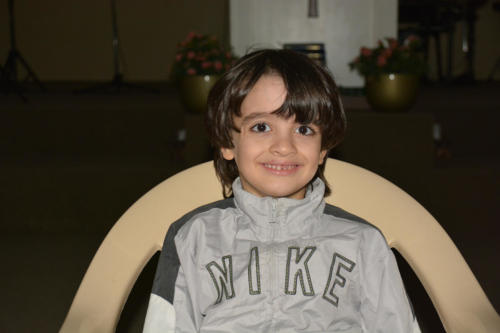 Habib - 6 He's 4th child of 8 children, very active, full of life. (2 siblings in our school)