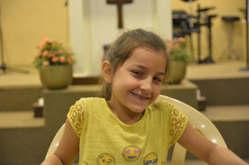Siba -7 She's 1 of 5 children, needs reassurance & loves praise, very smart & kind.
