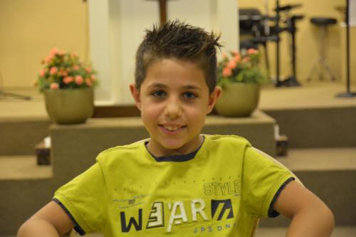Akram - 8 He's diligent, hard worker: Leader